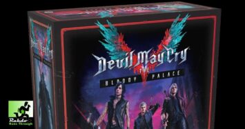 Devil May Cry: Bloody Palace – So close to cinematic combo card play greatness!