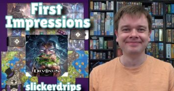 Divinus – First Impressions