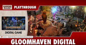 Gloomhaven Digital – Guildmaster – Spoiler characters!