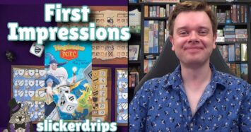 Kingdomino Duel – First Impressions