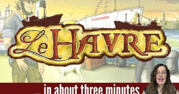 Le Havre in about 3 minutes