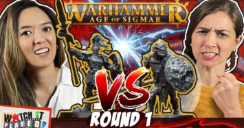Learn Age of Sigmar 3.0! Round 1: The Orc That Rolled Its Ankle