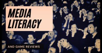 Media Literacy and Game Reviews  – Drive Thru Mini Vlog #9