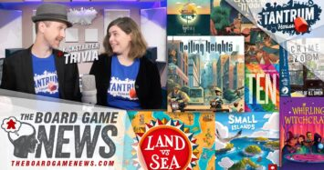 Board Game News Show – Oct 18