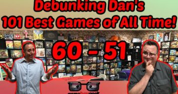 Debunking Dan's 101 Best Games of All Time (#'s 60 – 51)