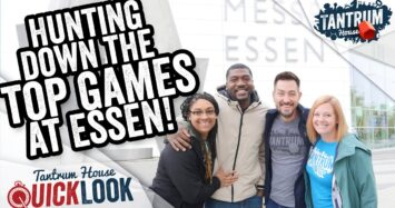 Essen Recap—We hunt down the top games at Essen Spiel 2021
