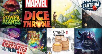 Oct 2021 Board Games Kickstarter (2nd half)